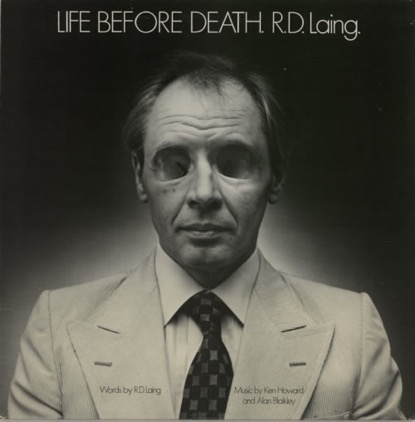 R.D. Laing, Life Before Death, Album Cover